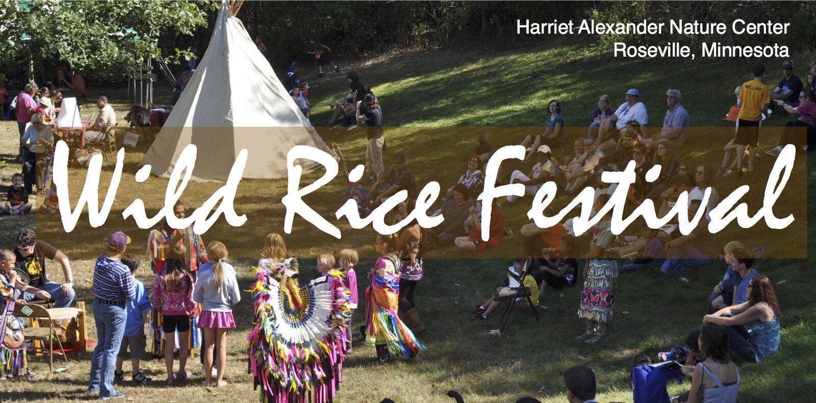 Wild Rice Festival
